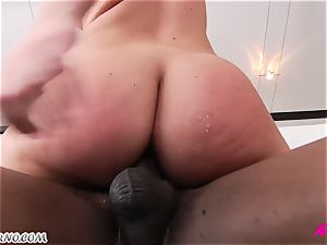 Maddy O'Reilly - My super-fucking-hot fuck-hole well-prepped for your massive ebony hard-on