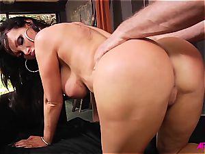 Nikki Benz getting rock-hard anal romp