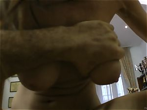 Alice Romain getting torn up by Rocco Siffredi