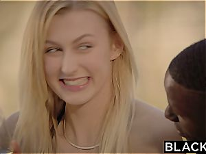 BLACKED Alexa grace first multiracial 3 way