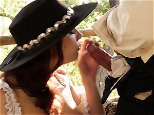 Chanel Preston naughty west vulva service