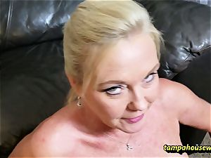 The milf lecturer teaches the college girl