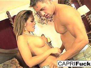 Capri Makes This wish Into Reality