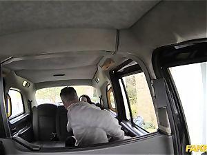 fake taxi cabbie luvs his fantasy tear up