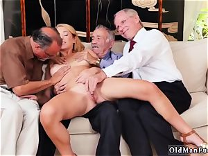 best models popshot very first time Frannkie And The gang Tag team A Door To Door Saleswoman