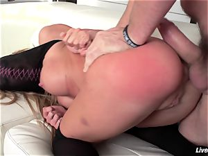 LiveGonzo Amy Brooke In love With anal act