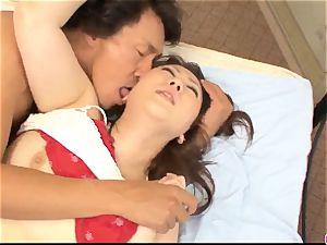 taut Ai Yuumi deals rod in finish asian xxx