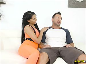 inexperienced pornography with accomplished banger Johnny Castle and ginormous culo latina