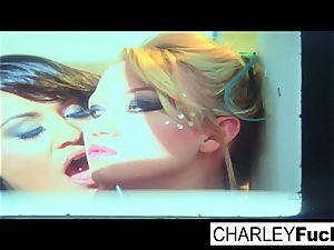 Madison Scott and Charley chase ravage