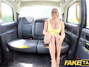 fake cab hefty melons towheaded Michelle Thorne