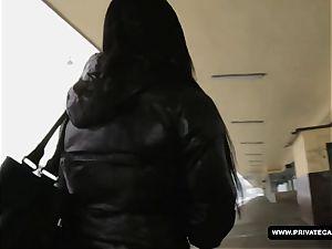 Victoria Blaze Takes a ginormous facial cumshot