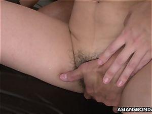 splashing like ultra-kinky and she bj's some penises