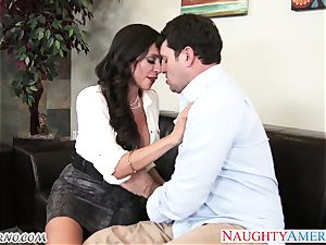 Ariella Ferrera - penetrate me or I'll tell your wifey everything about you