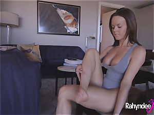 Rahyndee James internal ejaculation point of view