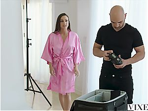 VIXEN Abigail Mac Gets corporal Again!!