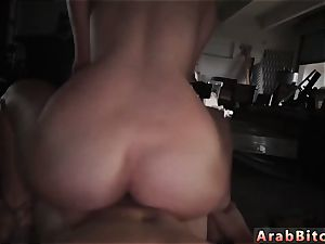 blond nubile fucks cousin Aamir s Delivery