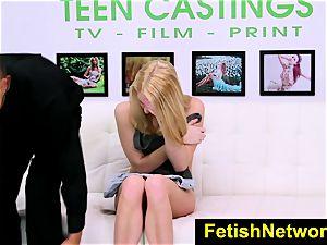 FetishNetwork Cadence Lux victim audition